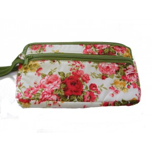 Pretty Fair Trade Padded Make Up Bag / Pouch - Various Designs