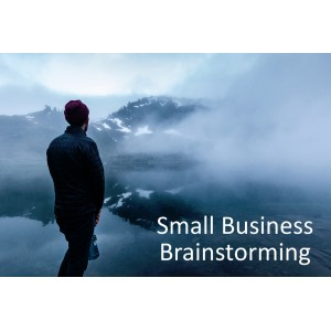 Small Business Brainstorming
