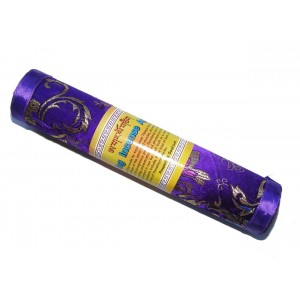 Genuine Bhutanese Purple Healing Incense - Fair Trade