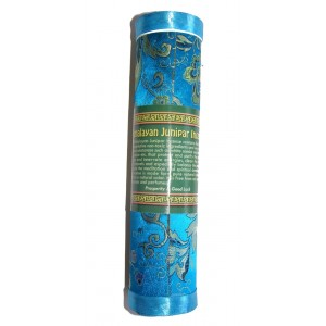 Genuine Bhutanese Turquoise Himalayan Juniper Incense