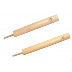 Fair Trade Bird Whistles ( aka swanee whistles) - set of 2